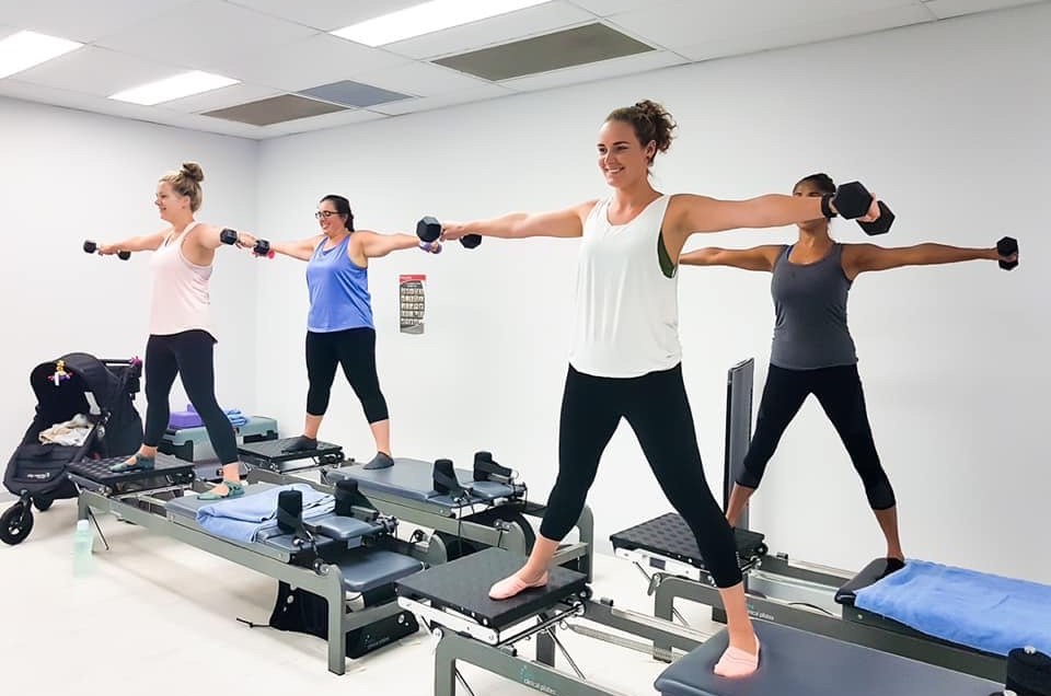 Clinical Pilates & Group Classes
